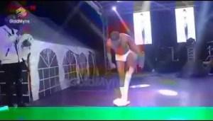 Video: Video Of Skiibii Performing In His Underwear